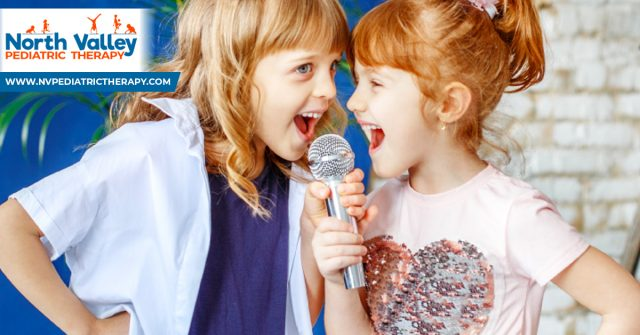 Let's Start Singing: How It Can Enrich Your Child's Speech and Language Development